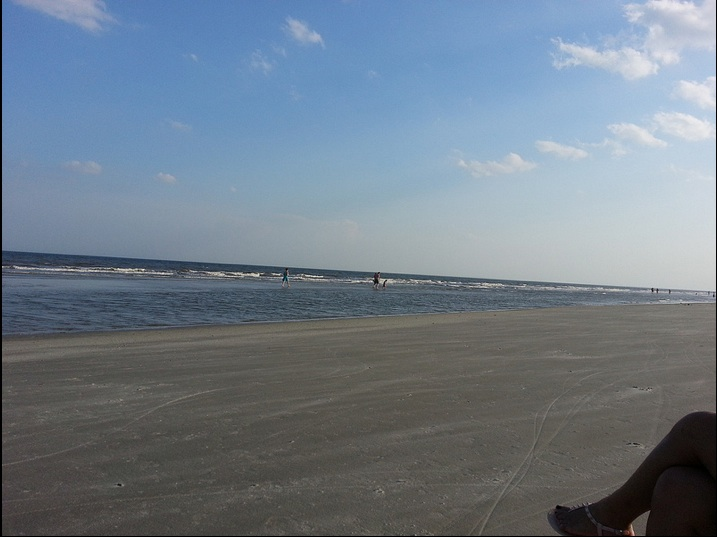 beach at Hilton Head