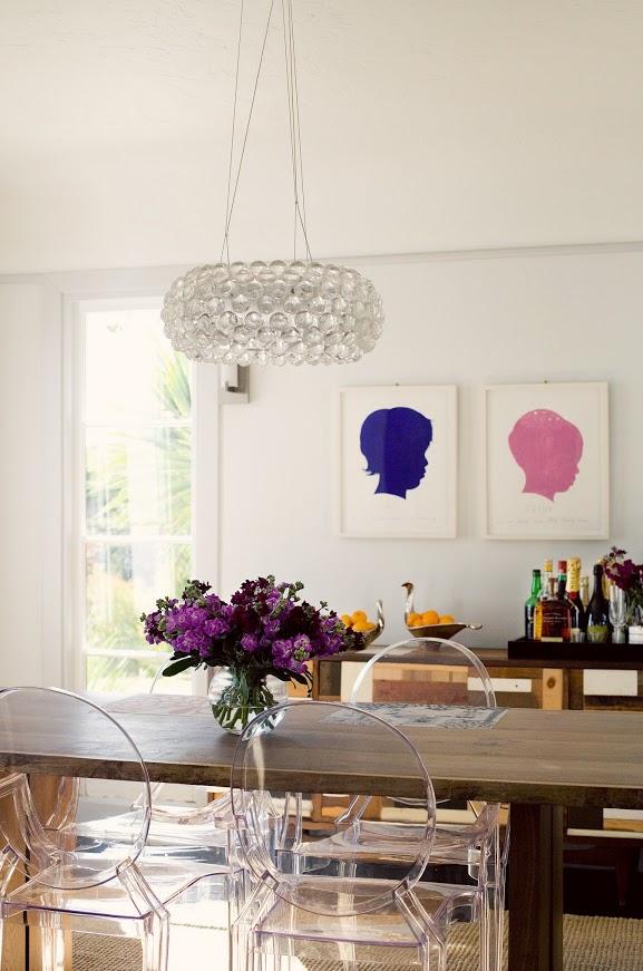 LA Home silhouette