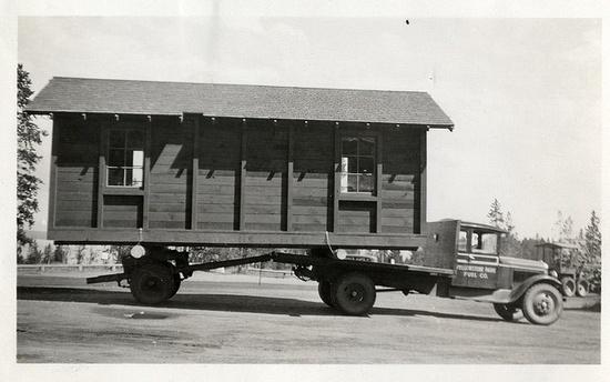 movingi truck