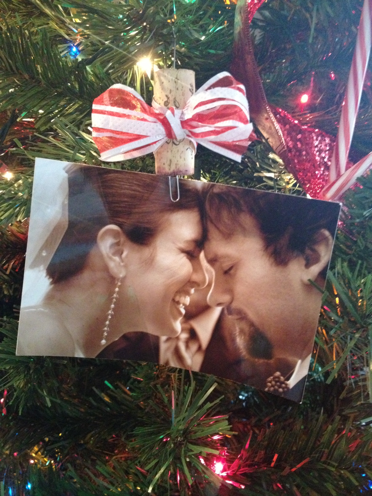 wedding ornament photo